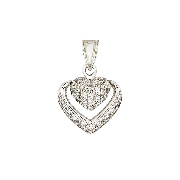HEART SWING PENDANT